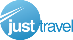 Just Travel Blog Logo